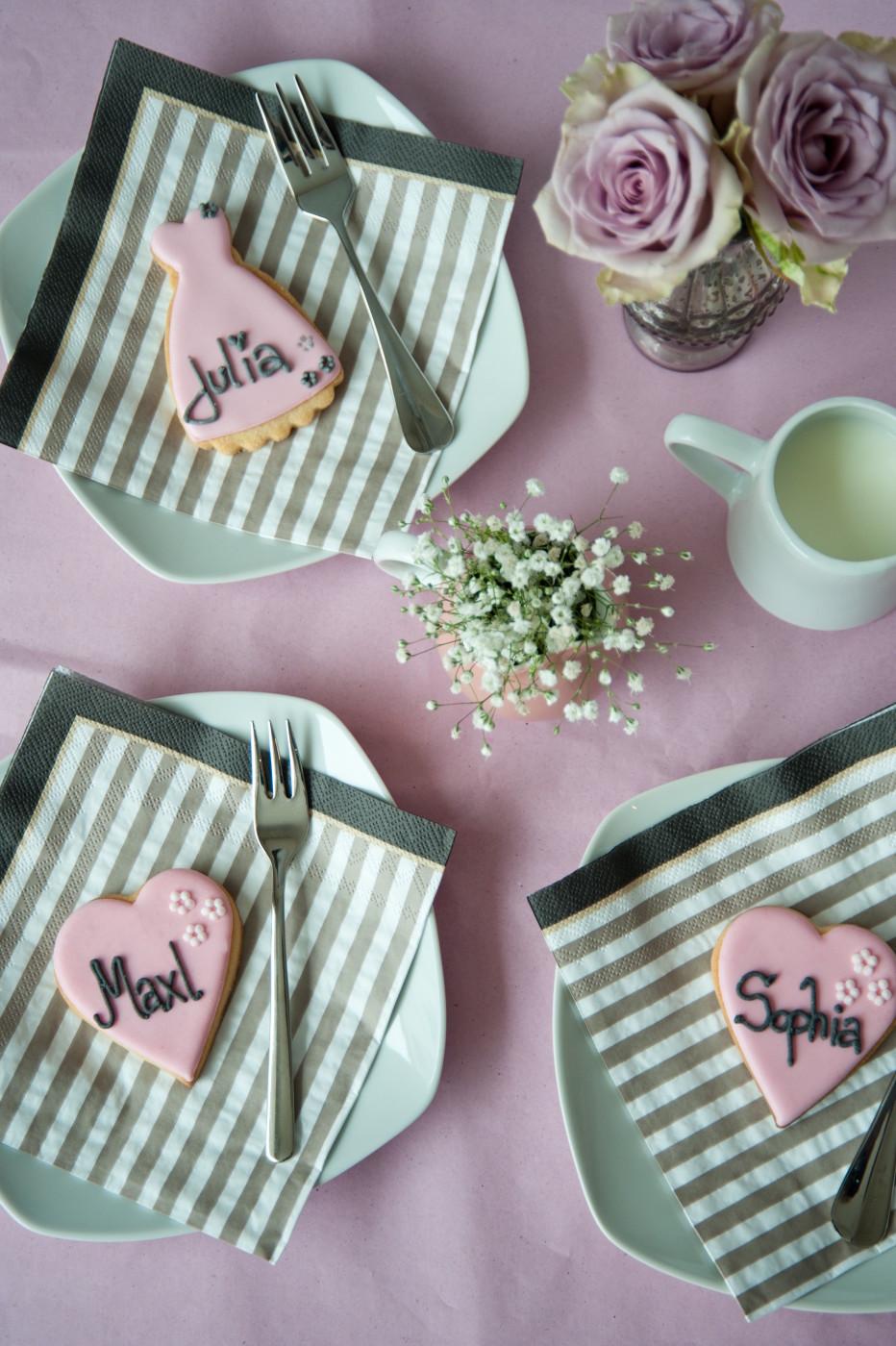 Hochzeitskekse giveaways images