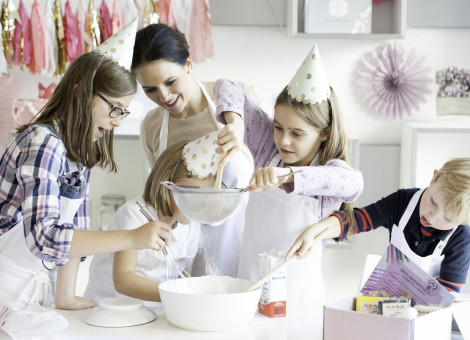 Mehr zum Kursprogramm der Backschule Mein Keksdesign