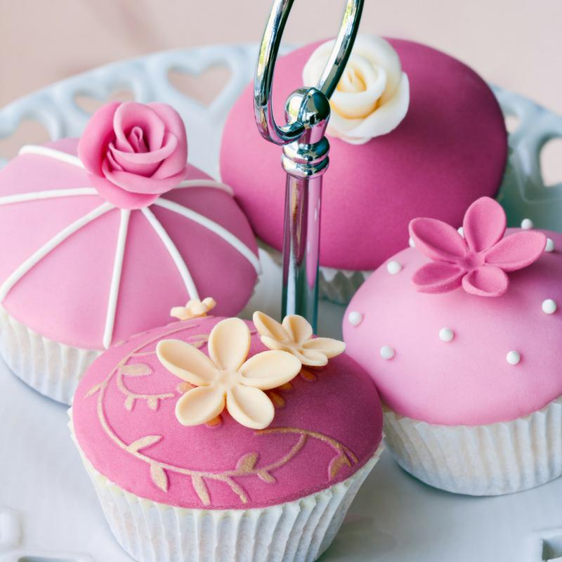 Cupcake Backkurs zum Valentinstag 08.02.2020 in München