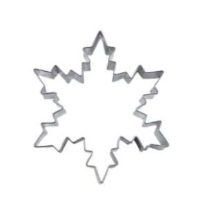 Mein Keksdesign Ausstecher Keksausstecher Ausstechform Eiskristall Stern