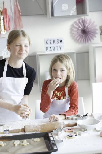 Kinderbackkurs für Kinder 4 - 12 Jahren 18.03.2018 in München von Mein Keksdesign