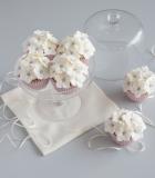 Mein Keksdesign Blüten-Cupcakes