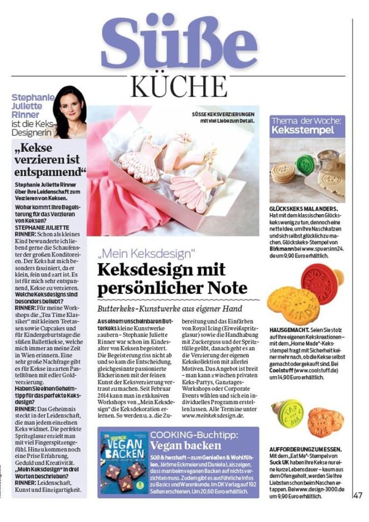 MKD Produkte im Test, in der Ausgabe 03/2016 vom Magazin Cooking