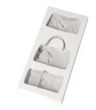 Katy Sue Mould Taschen für Cupcakes und Torten, Online Shop Mein Keksdesign