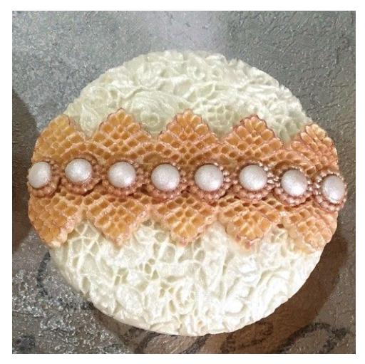 Katy Sue Mould, Silikonform für Perlen, Online Shop Mein Keksdesign