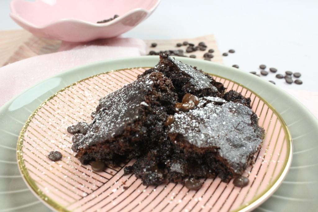Schnelles Brownie Rezept von Mein Keksdesign
