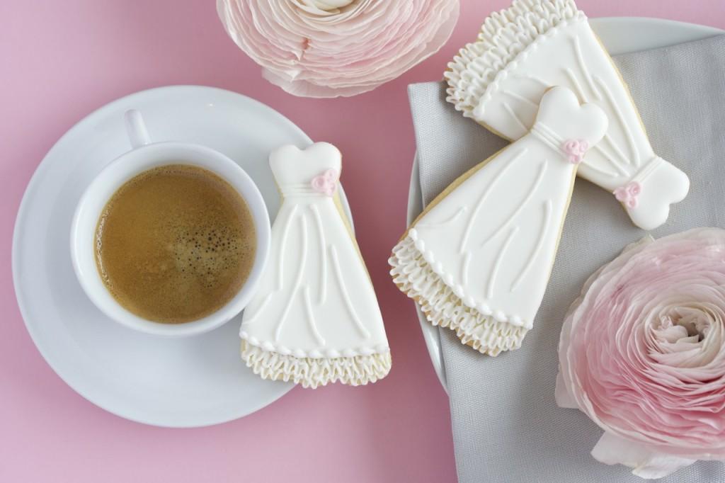 Rezept und Anleitung für Hochzeitskekse