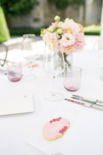 Hochzeitskekse von Stephanie Juliette Rinner, Gründerin Mein Keksdesign