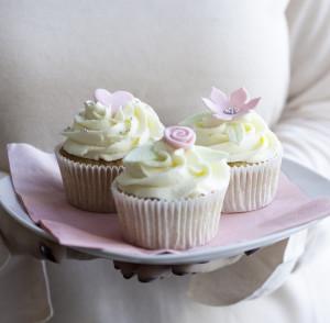 Cupcake Backkurs süße Haube mit Fondant 12.10.2019 in München