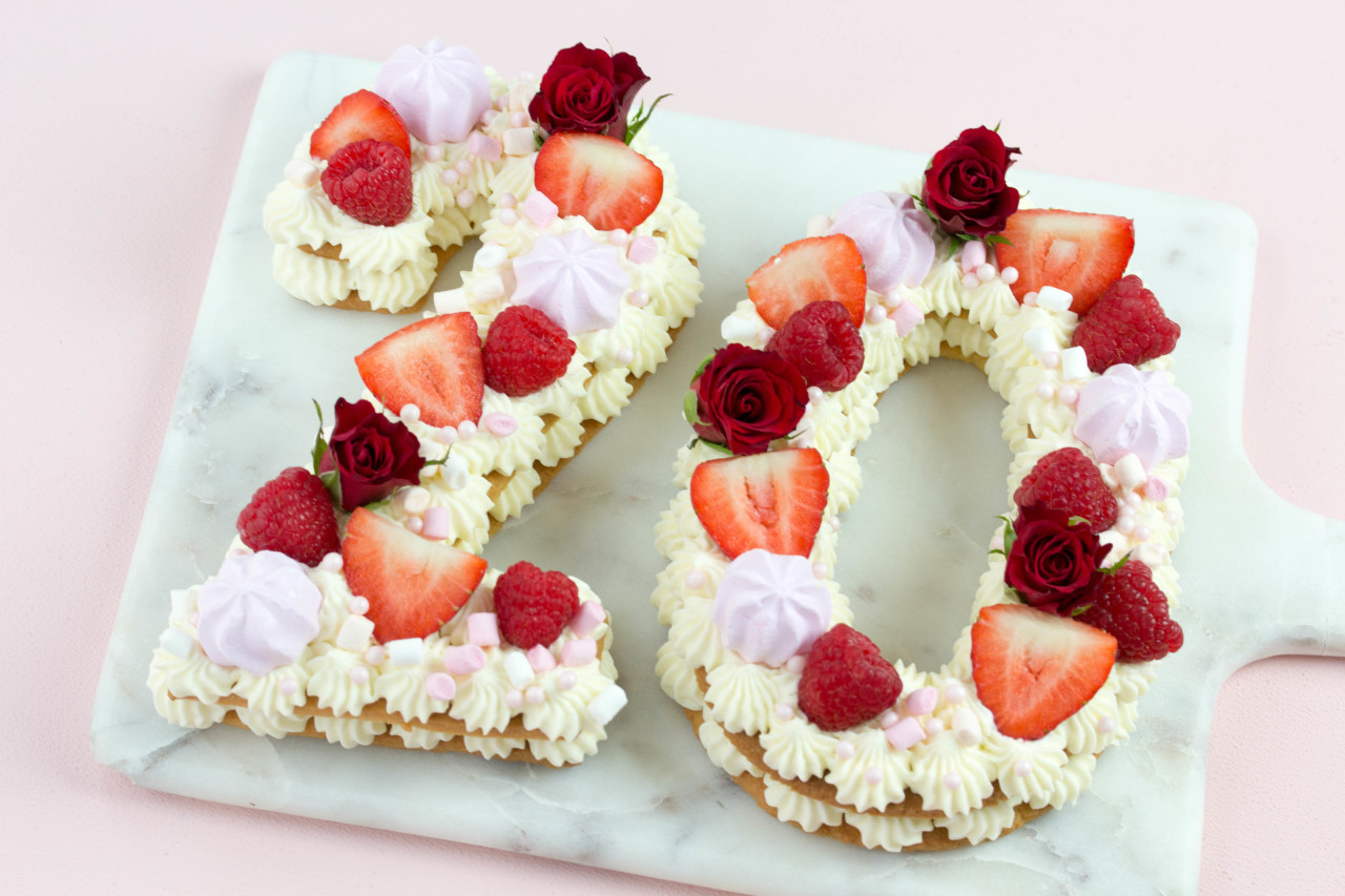 Tarte Biskuit Der Neue Food Trend 2018 Fruchttorte Und Kekstorte