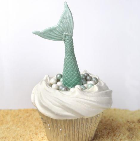 Katy Sue Mould Mermaid Tail, Meerjungfrau