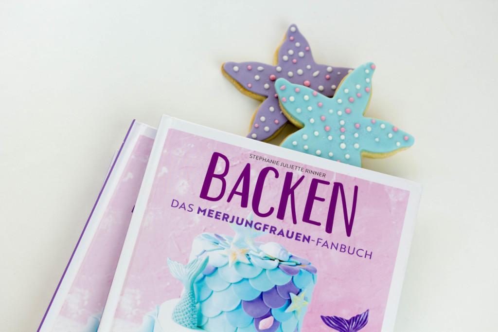 Backbuch Gewinnspiel für das Meerjungfrauen Fanbuch