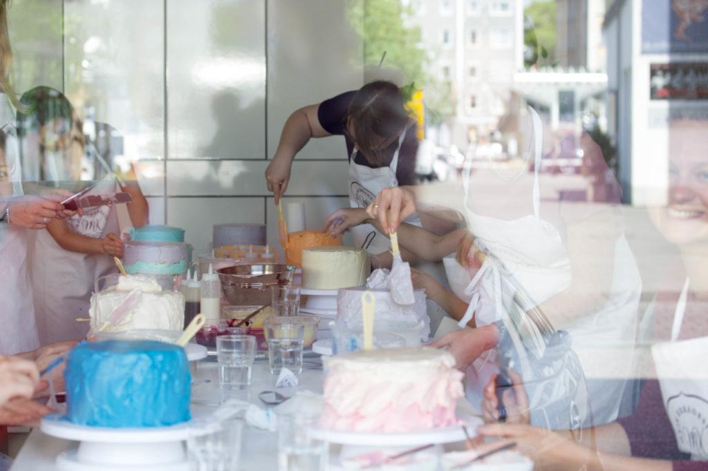 Drip Cake Torten Backkurs 05.05.2019 in München