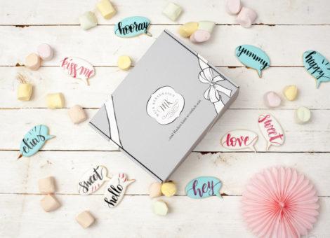 Handlettering und Brush Lettering zu Vernaschen auf Kekse, Cupcakes und Torten