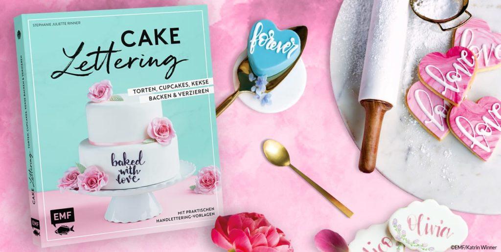 Das neue Buch von Stephanie Juliette Rinner, Gründerin Mein Keksdesign