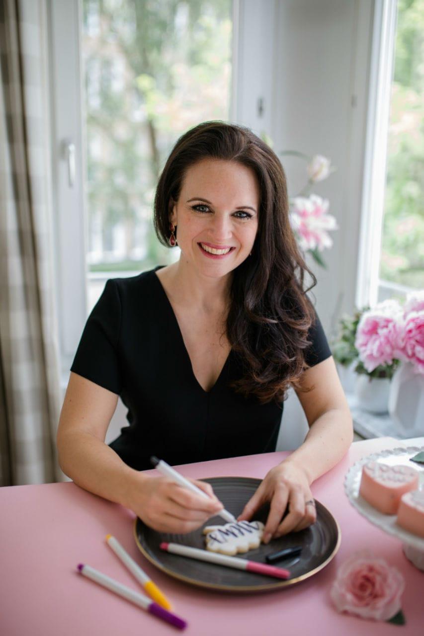 Stephanie Rinner, Mein Keksdesign