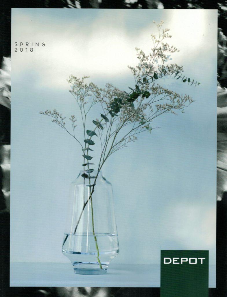 Stephanie Juliette Rinner von Mein Keksdesign als Backexperte im DEPOT Katalog HerbstWinter 2017
