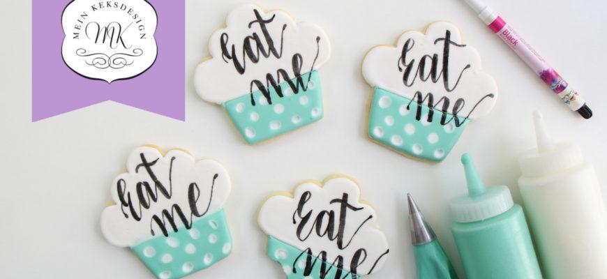 Neue Designidee für die Cake Lettering Backbox