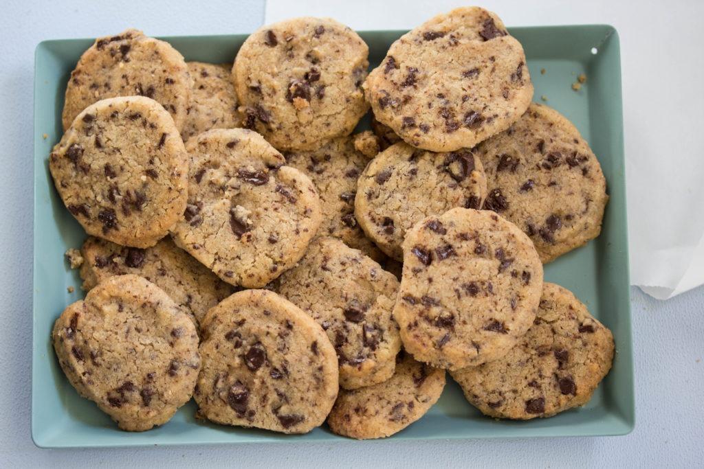 cookie rezept schnell und einfach ohne ei. Black Bedroom Furniture Sets. Home Design Ideas