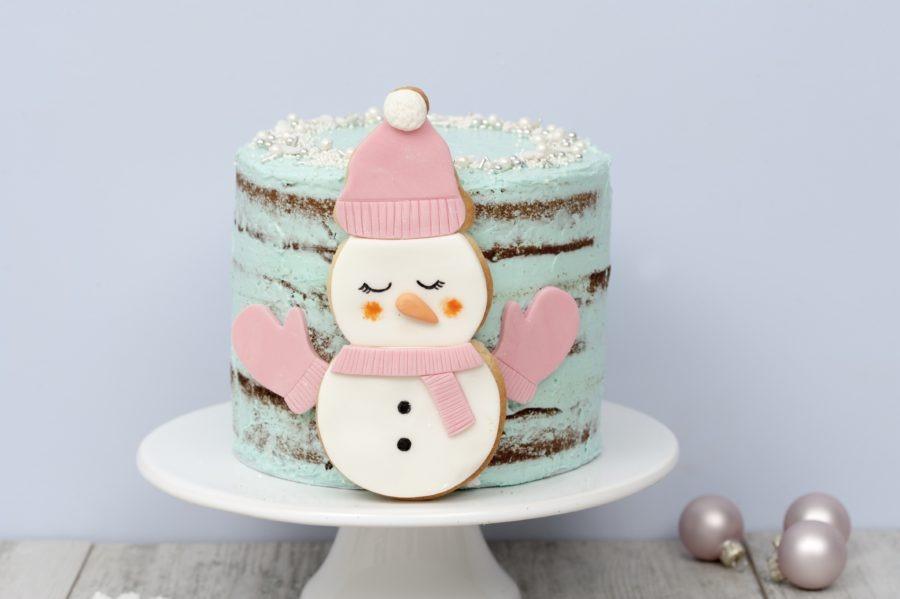 Wintertorte zu Weihnachten mit Arzberg Porzellan Gewinnspiel