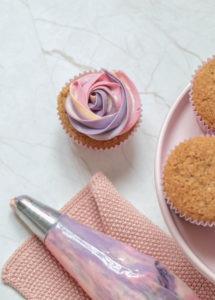 Frischkäse Topping für leckere Muffins