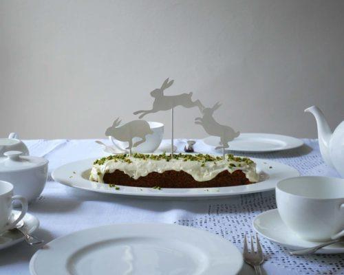 Echt Schweizer Rüblikuchen von Insa, The Salonette