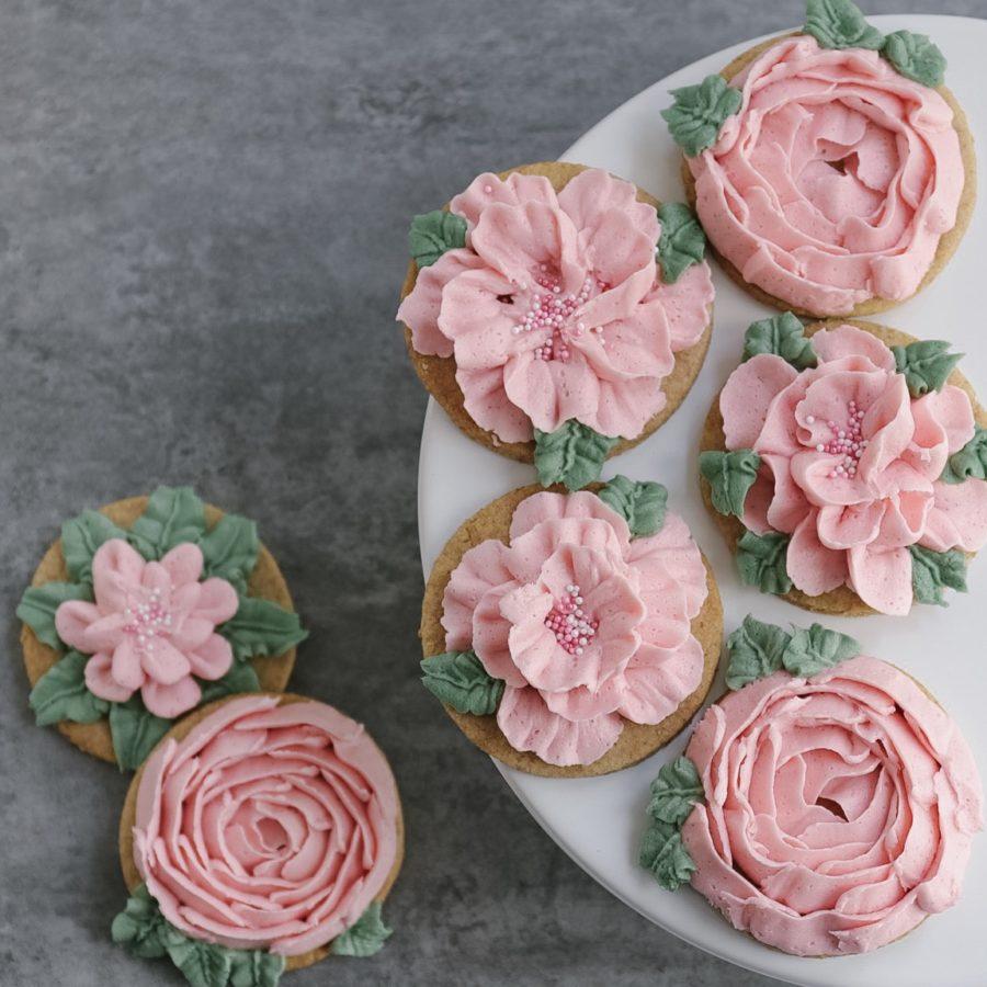 Cupcake Backkurs mit Cremeblüten 13.07.2019 in München