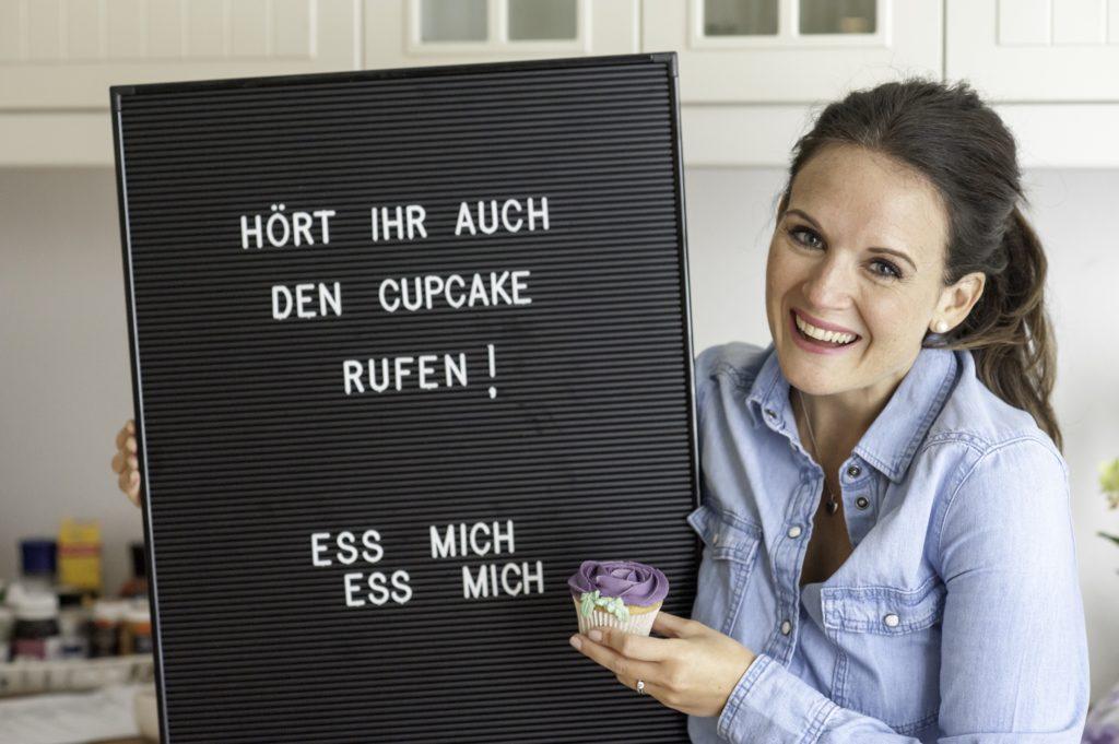 Cupcake Backkurs Weihnachten mit Fondant 07.12.2019 in München