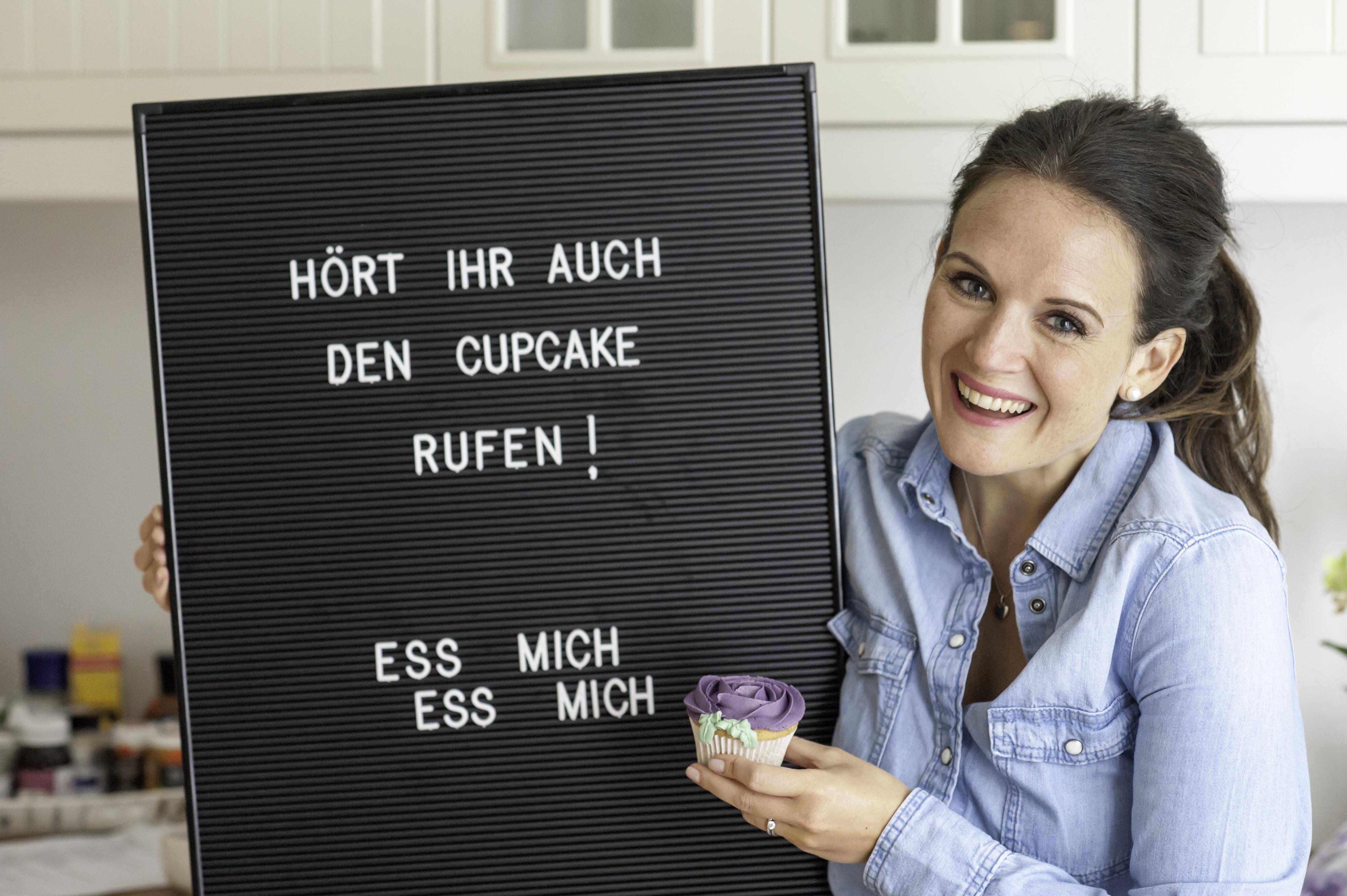 Cupcake Backkurs mit Cremeblüten 17.11.2019 in München