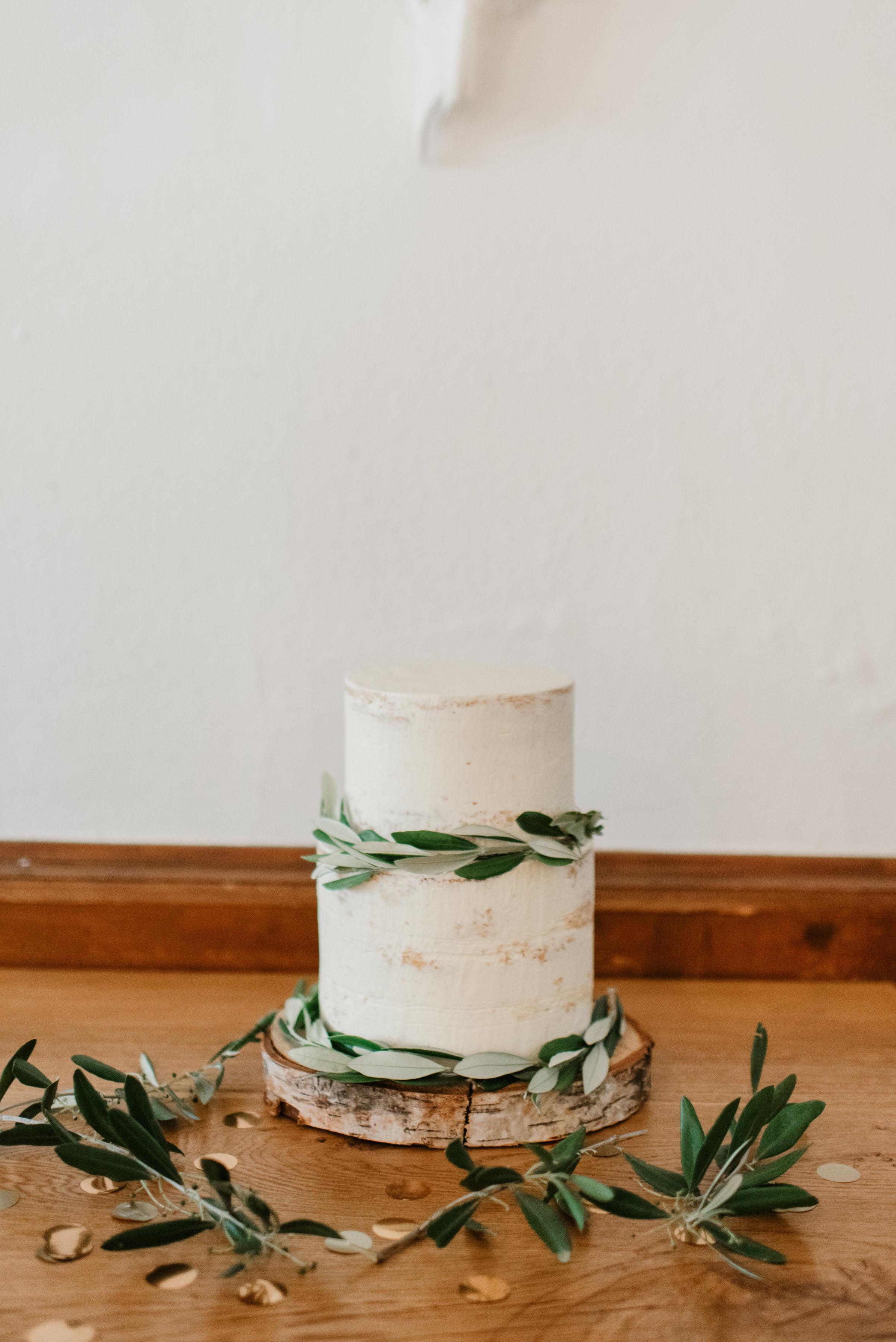 Tortenrezept für Taufe und Hochzeit, Foto Leonie Cappello