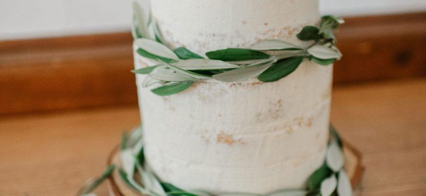Tortenrezept Für Taufe Und Hochzeit