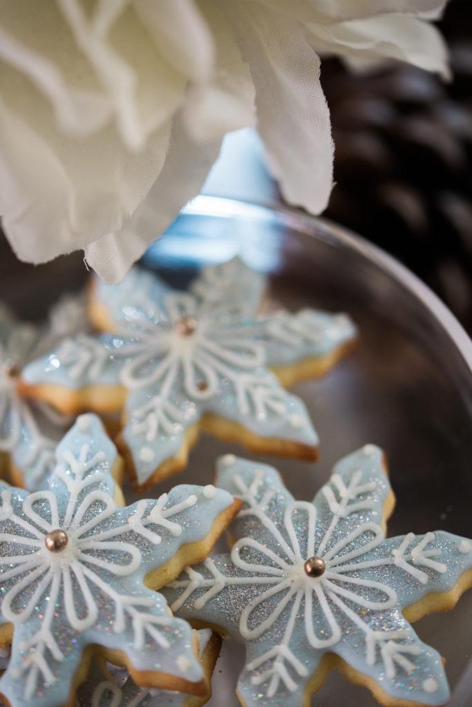 Eiweißspritzglasur selber machen, Rezept für Royal Icing