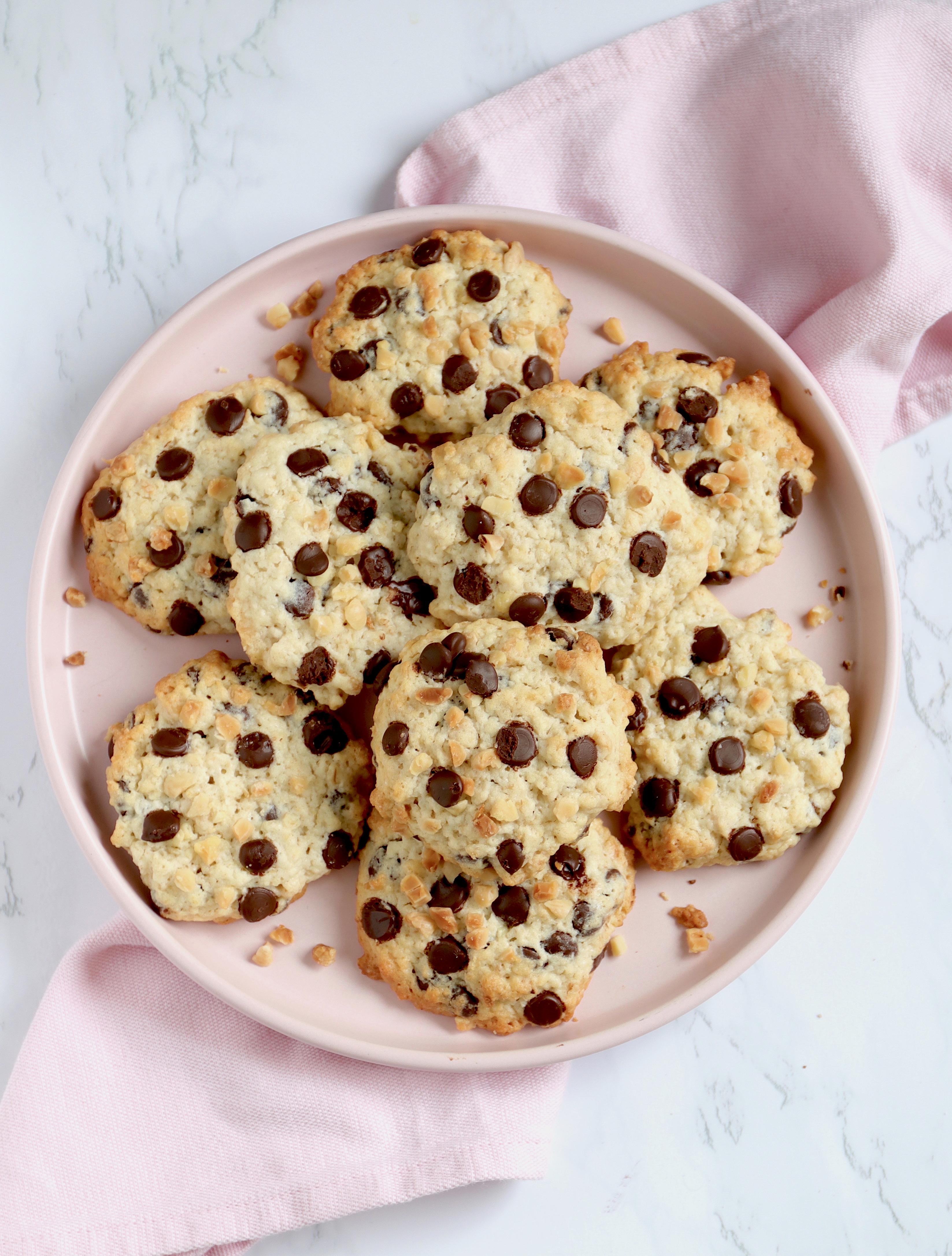 Das beste Chocolate Chip Cookies Rezept