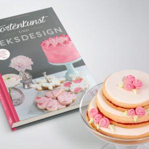 Backbuch Tortenkunst und Keksdesign