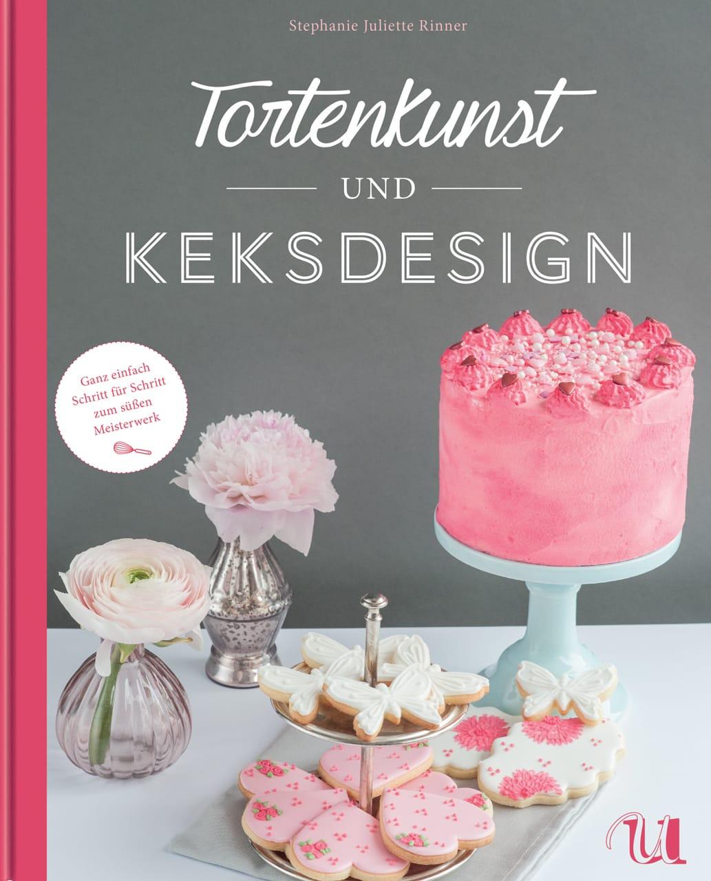 Backbuch Tortenkunst und Keksdesign Cover