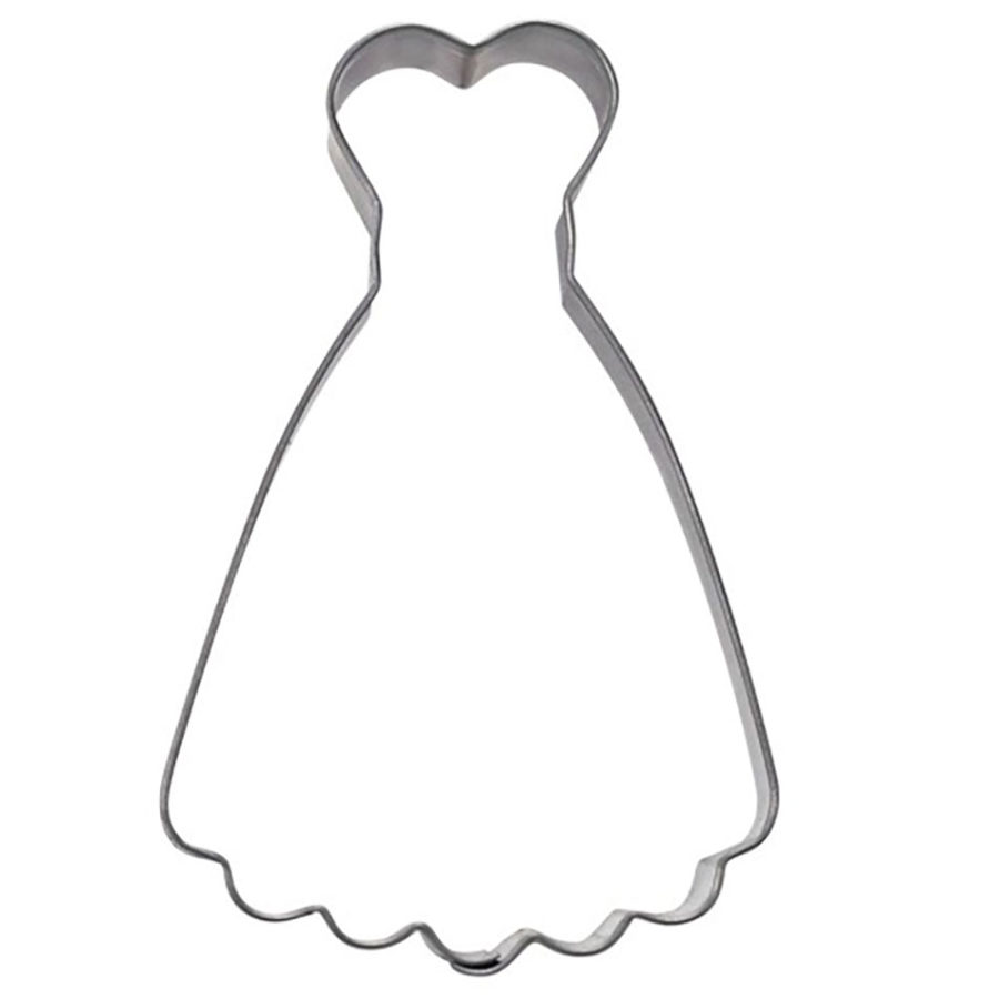Mein Keksdesign Ausstecher Keks Kleid Keksausstecher Keks Couture