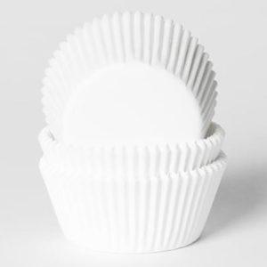 Mein-Keksdesign-House-of-Marie-Cupcake-Baking-Form-Papierbackform-Weiss-50-Stk.