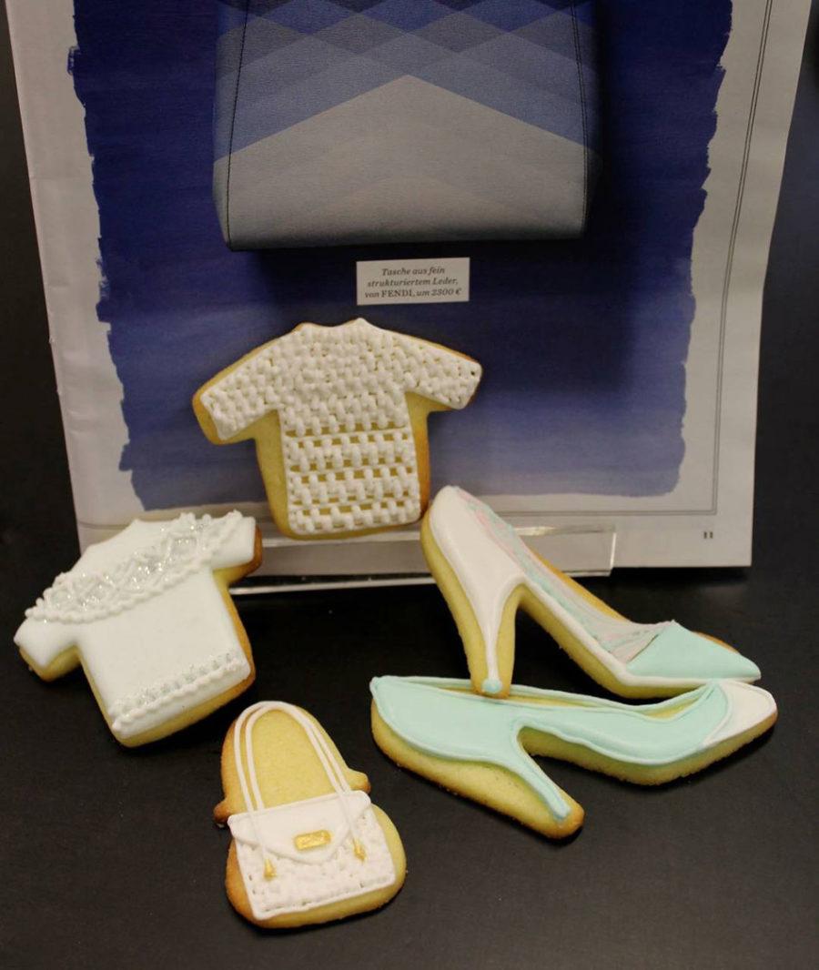 Mein Keksdesign Keksausstecher Handtasche Keks Couture Ausstechform