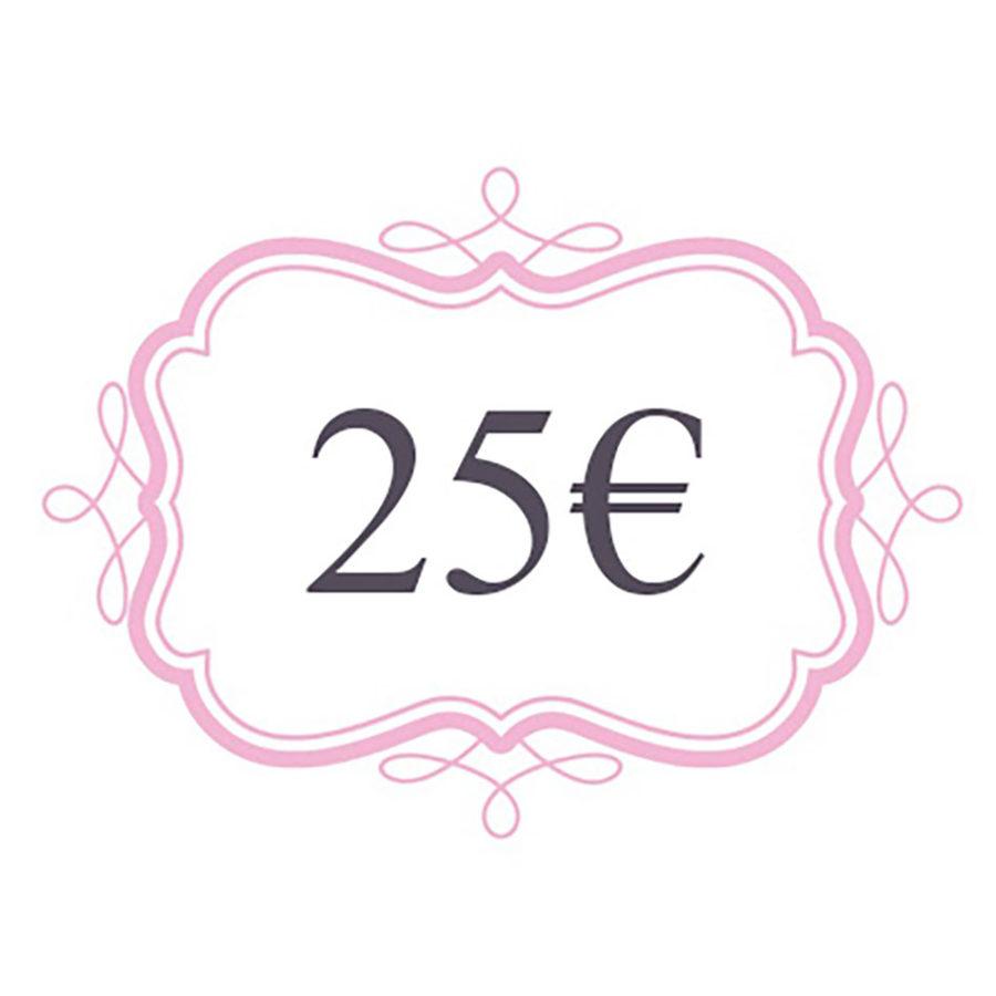 Mein Keksdesign Gutschein 25 Euro
