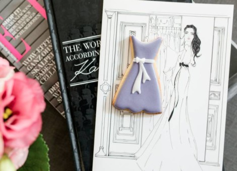 Mein Keksdesign Geschenk Fashion Mucki Cookie Card