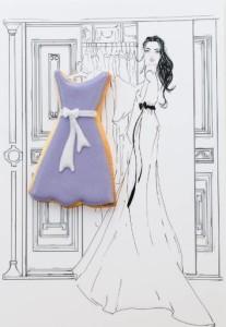 Mein Keksdesign Geschenk Fashion Mucki Cookie Card