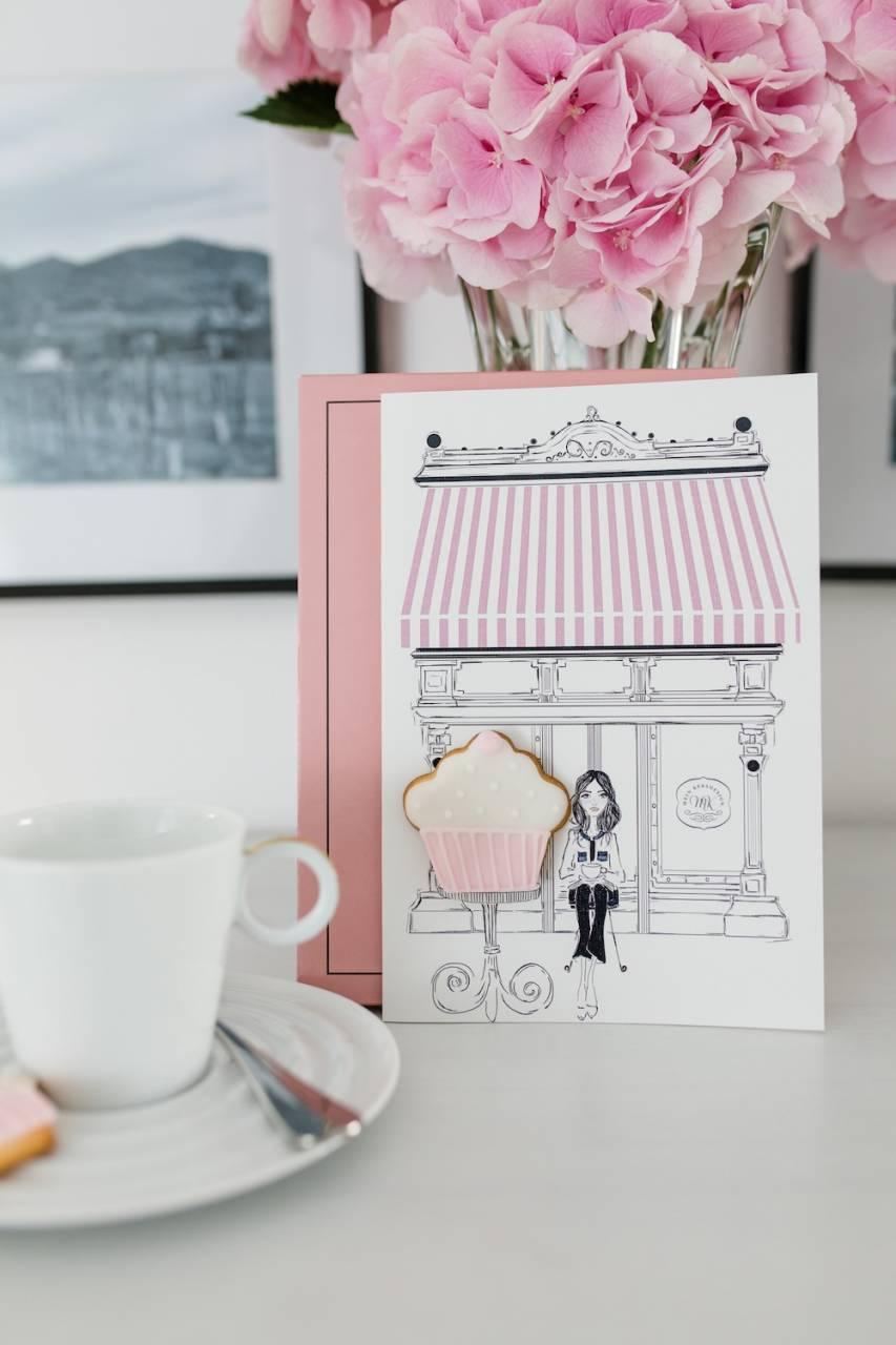 Mein Keksdesign Geschenk Geburtstag Mucki Cookie Card