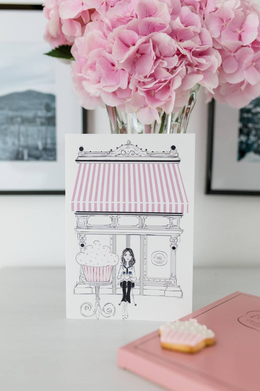 Mucki Cookie Card – Geschenk - Mein Keksdesign