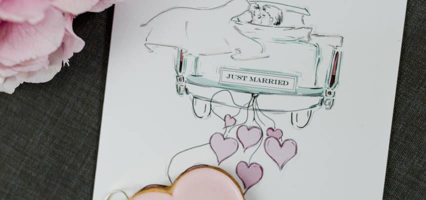 Mein Keksdesign Mucki Cookie Card Hochzeit Wedding Glückwunschkarte Grußkarte Hochzeitsgeschenk